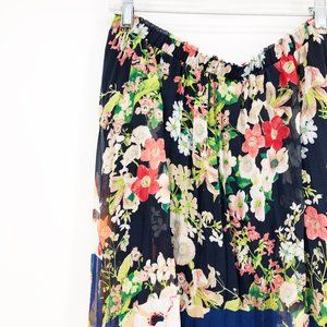 Anthropologie Skirts - Anthropologie One September Skirt Leora Floral